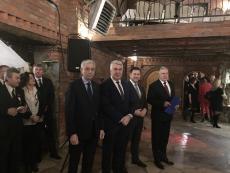 25.01 - Spotkanie opłatkowe powiatu tomaszowskiego