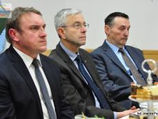 12.01 - Spotkanie opłatkowe bilgorajskich rolnikow